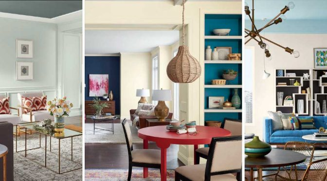 Colormix<sup>®</sup> 2018: The Hottest Trends in Paint Colors