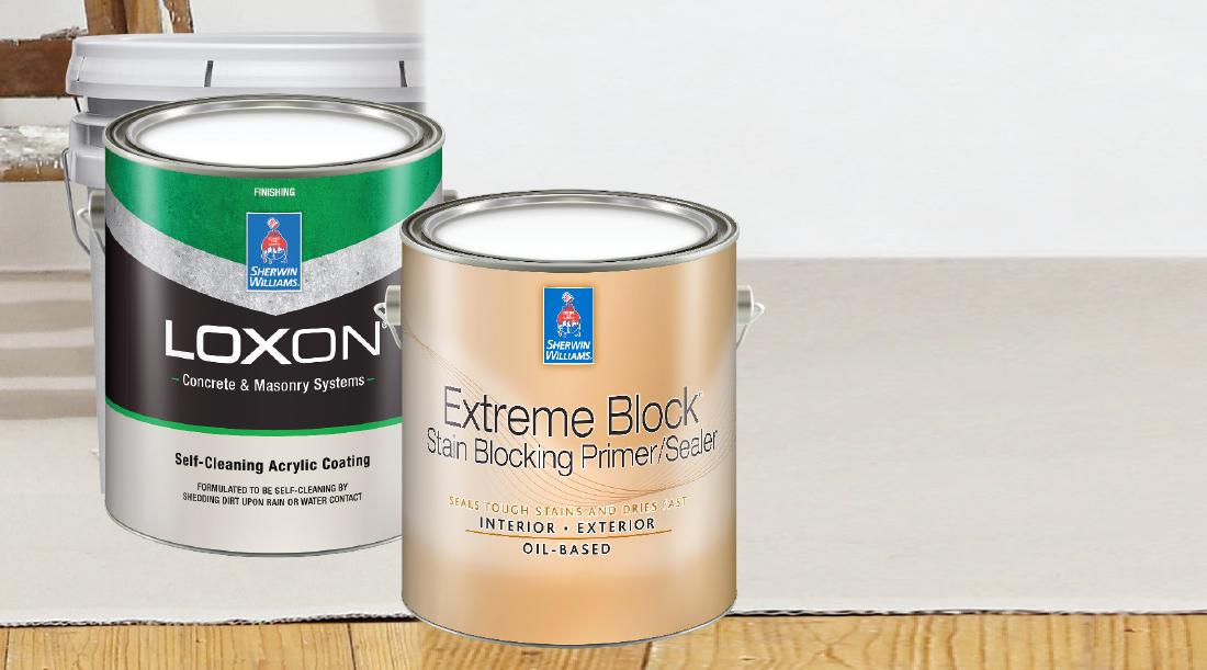 2 neuvos productos, Loxon y Extreme Block