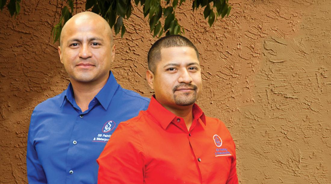 Javier y Oscar Sánchez