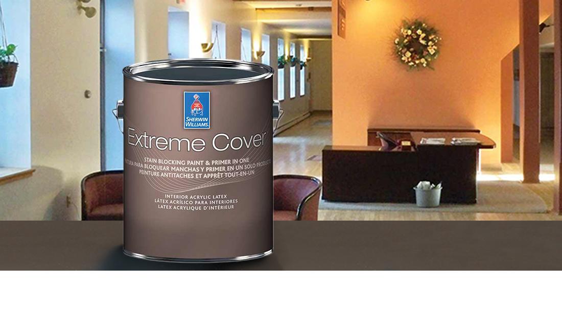 Extreme Cover: Una solución para el bloqueo de manchas que le ahorrará tiempo