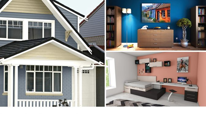 Color Trends: New Residential Colors for 2019