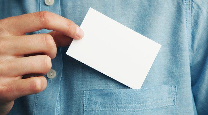 Desatando el poder de su tarjeta de presentación
