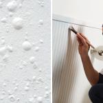 ¿Por qué aparecen burbujas en la pintura?