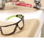 Nuevas herramientas para pintores pro: gafas protectoras E-Z Clean<sup>™</sup>