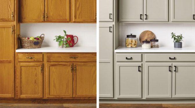 Los mejores revestimientos para gabinetes: 3 productos que brindan una belleza duradera