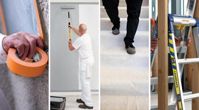 Nuevas herramientas para los pintores profesionales de 2021